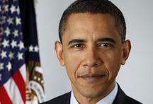 Barack Obama / by Susan Girot