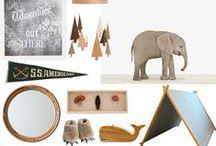 Nursery/Kids Room Inspiration / by Michelle Gurr
