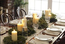 Table Decorations / by Jen Anderson