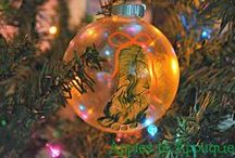 Christmas / Making the holidays merry and bright