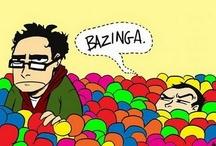 Big Bang Theory / by Sarah