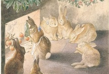 My love of Beatrix Potter / by Laura B