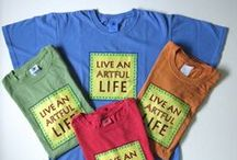 Great gifts / Items for living artfully!