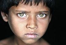 "Child Portraits / "" Esos locos bajitos "" / by Stock Pin"