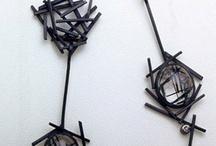 Art Jewelry Earrings / by Mirinda Kossoff