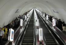 Underground / by A M