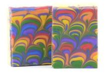 CP Soap Inspiration / Inspiring handmade soaps from around the globe / by Bath Alchemy