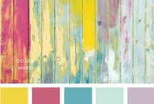 Color Crush Inspiration / Color palette inspiration for soaps / by Bath Alchemy