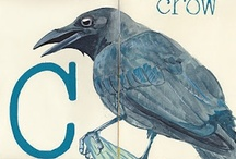 Book of Ravens/ a Murder of Crows / by Mirinda Kossoff