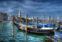 """Venice, Italy / Venecia, Italia / """"Venecia es como comerse de golpe una caja entera de bombones de licor"""" Truman Capote / by Stock Pin"""