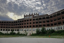 Old, Abandoned or Creepy