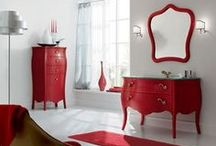 Decorating with Red / Decorating with Red / by Planet Weidknecht