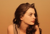 Anne Hathaway / Anne Jacqueline Hathaway (born November 12, 1982) is an American actress. / by Stock Pin