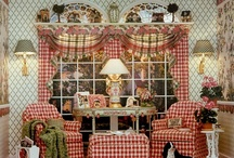Dollhouse Miniatures Inspiration / I'm the proud new owner of a Southern Plantation dollhouse, and this is my board for miniature inspiration!  No dolls...just another home to love and follow my joy of decorating and home decor!