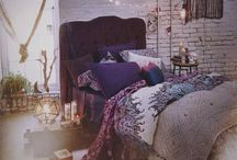 Home Decor: Bedrooms / by Laura Stuckey