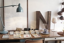 Home Decor: Office Spaces / by Laura Stuckey