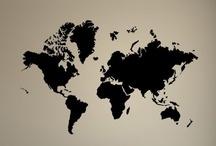 Maps / by Laura Stuckey