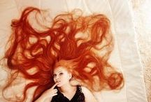 Hair / by Martina Tabarranski