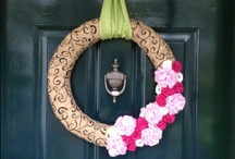 Wreaths / by Roni the Savvy Housewife
