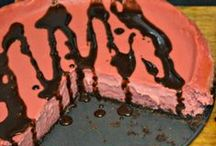Food - Cheesecake / Recipes for all types of real cheesecake (no no-bake cheescakes here!)