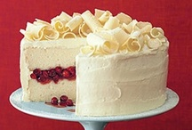 Food - Cakes & Cupcakes / Recipes for cakes and cupcakes