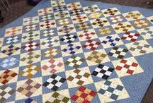 Quilts / I love quilts. / by Patty Russell