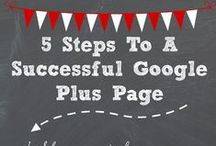 Google + / Using Google+ for business promotion. / by Bath Alchemy