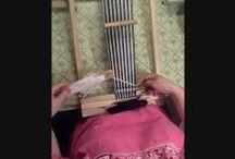 weaving looms / by Teresa Hammack