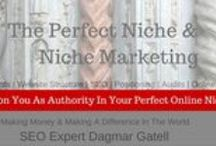Niche Marketing for Entrepreneurs And Experts / Niche marketing - From finding your most profitable and desirable niche over positioning yourself as no. 1 authority in your niche, and passing your competitors to growing your expert niche empire.