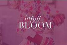 In Full Bloom / Flower power, my dear