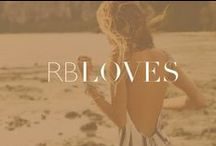 RB Loves / All things Ramy Brook