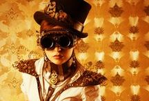 SteamPunk / Cosplay, Art, Modells, Everything