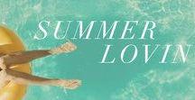 Summer Lovin / xoxo, Sunshine