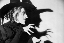 Witchy woman / Inspiration for Halloween