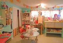 Sewing Spaces/Storage Ideas For Sewing Room