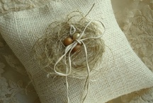 Scrap of Burlap! / by Margie Barnett