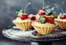 Desserts Worth the Calories / by Kate Letarte