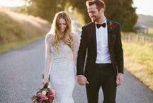 Wedding Fashion  / Stylish ideas for your wedding: bridal dresses, groom's attire, wedding party wardrobe, shoes, etc. / by Kristi Wright