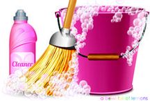 Cleaning/Organizing / by ShaRay&Jack