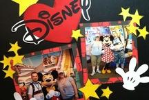 Disney Scrapbooking / by Lisa Weir