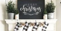 All Things Christmas! / Christmas inspiration board!  Who doesn't love the holidays?!  Find everything you need to get inspired this holiday season with modern chic Christmas home decor, Christmas dinner and dessert recipes, the perfect Christmas gifts for all of your loved ones, and family fun Christmas activities and DIY crafts! #Christmasdecorations