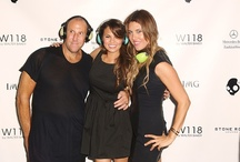 MBFW afterparty at Stone Rose Lounge