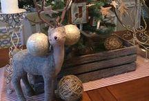 Christmas Decor / Christmas Home Decorating Tips and inspiration