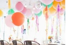 Party Time! / by Kayla DuBois // Juneberry Events
