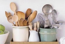 Organize: Kitchen / by Kayla DuBois // Juneberry Events