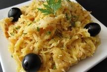 Portuguese Food / by Jennie Bonifacio