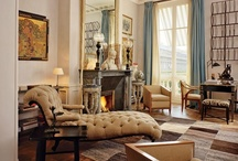 Fifth Avenue Living / Ideas for decorating my new apartment