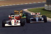Formula 1 Grand Prix / by Scott Robinson