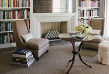 Foyers, Stairs, Fireplaces,  / by Leslie Moore