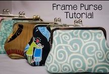 Bags & Purses (Sewing) / Tutorials, Patterns & Inspiration